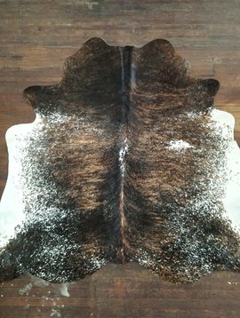 Brindle + Speckled Cowhide 2592