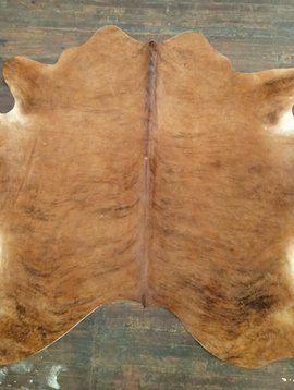 Brown Brindle Cowhide 2598