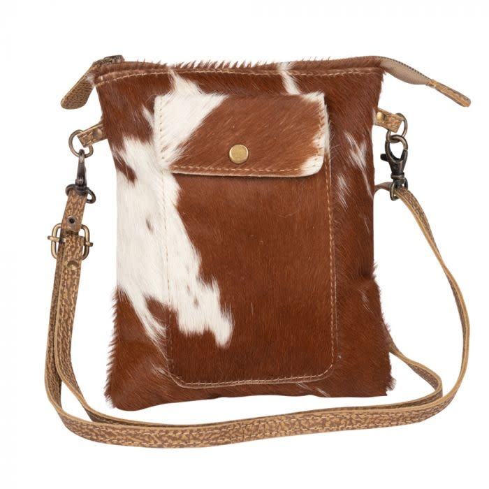 Leather Lithe Cowhide Bag
