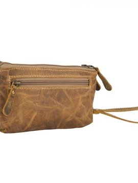 Brown Orchestra Leather Bag