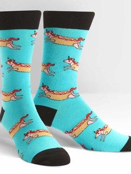 Corn Dog Crew Socks