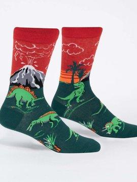 Dinosaur Days Crew Socks