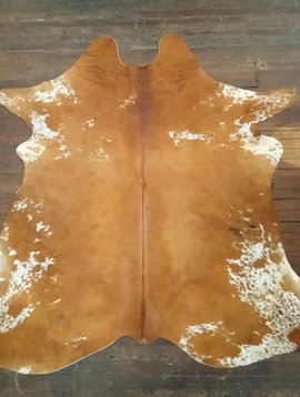 Brown Spotted Cowhide 2613