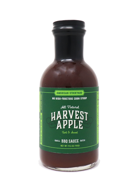American Stockyard Harvest Apple BBQ Sauce