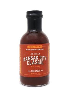 American Stockyard Kansas City Classic BBQ Sauce
