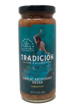 Tradicion Garlic Artichoke Salsa