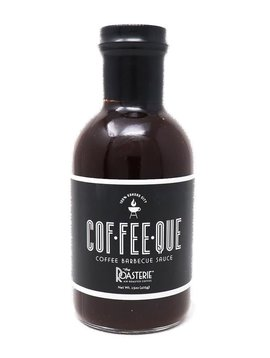 Roasterie Cof-fee-que BBQ Sauce