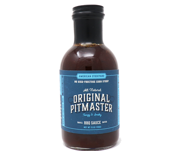 American Stockyard Original Pitmaster BBQ Sauce
