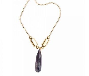 Serene Stone Necklace