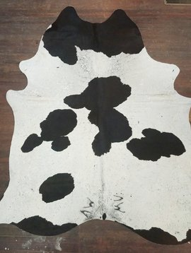 Black & White Cowhide 2634