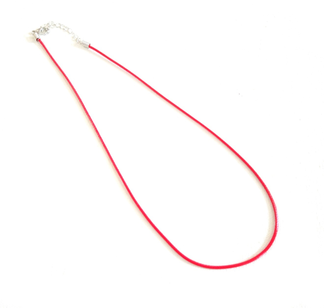 Red Cord Necklace