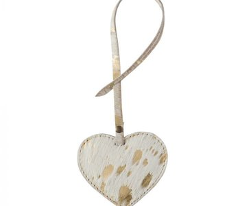 Little Heart Bag Charm