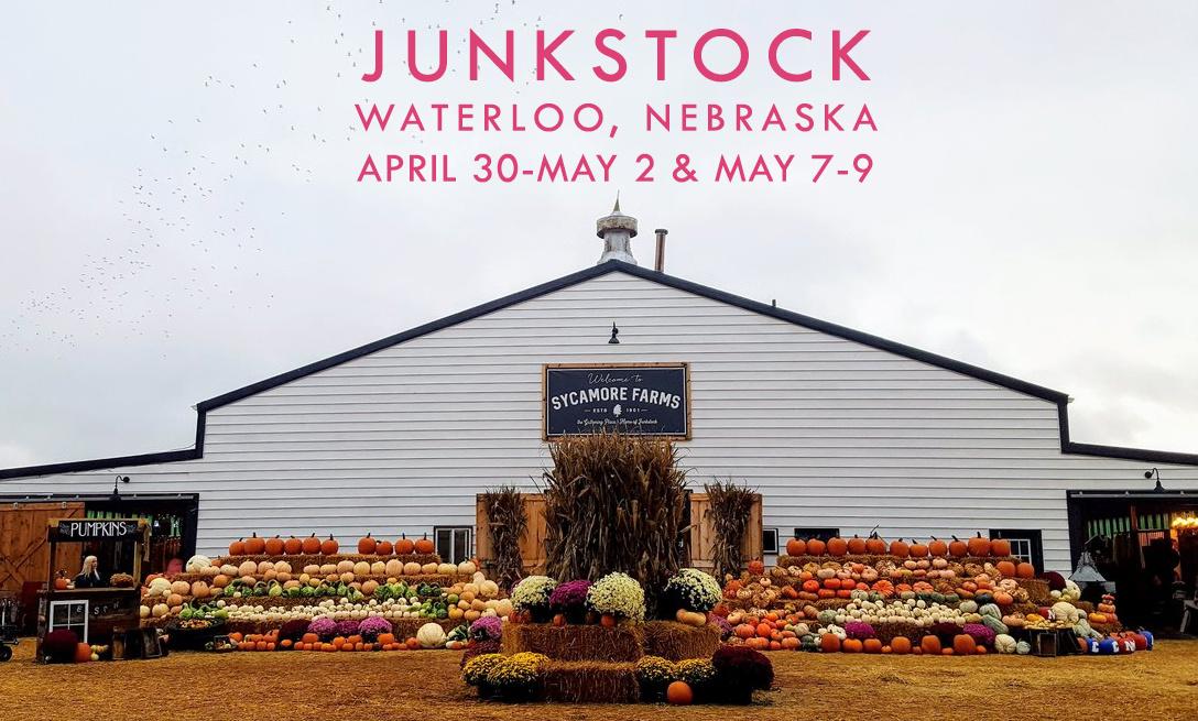 Junkstock - Waterloo NE - Spring 2021