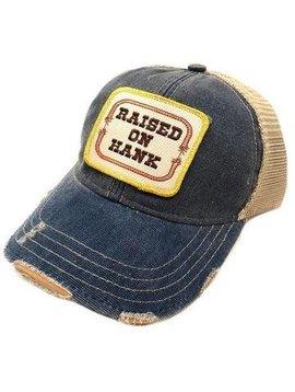 Raised on Hank Patch Cap