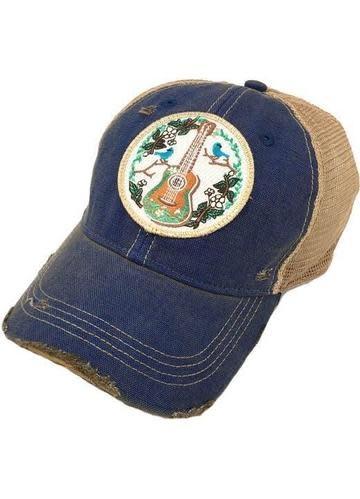 Mystic Guitar Patch Cap