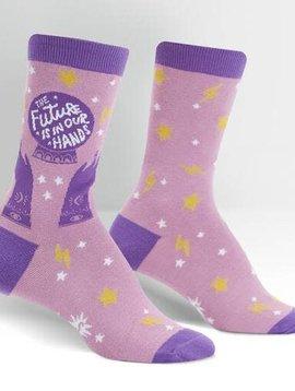 Future In Our Hands Women's Crew Socks