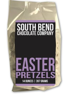 White Chocolate Easter Pretzels 14oz.