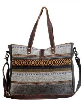Rustic Weekender Bag