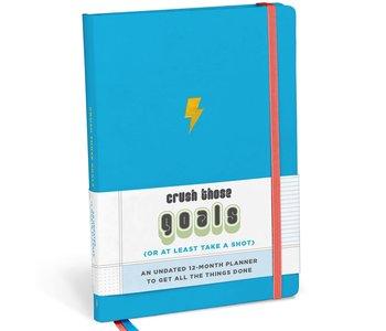 Crush Those Goals Planner