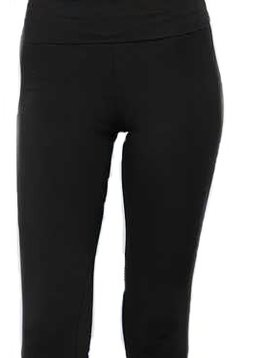 CURVY Flare Bottom Yoga Pants