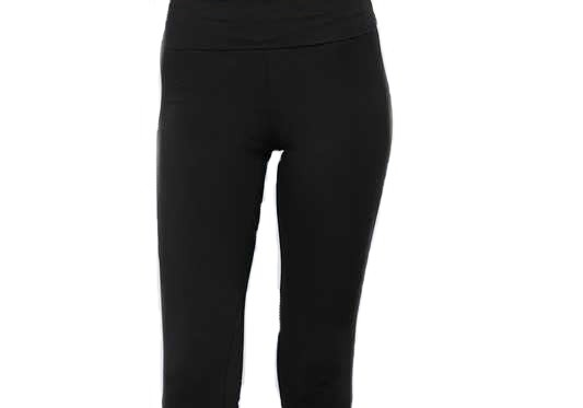 CURVY Flare Bottom Yoga Pants