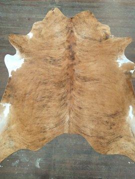 Light Brown Brindle Cowhide 0026
