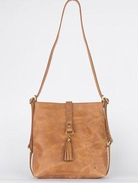 Camel Mini Slingback Bag