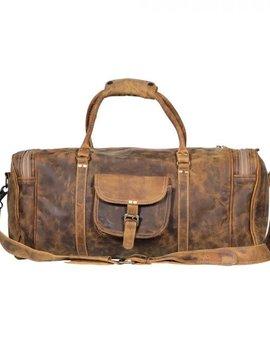 Soulful Traveler Leather Bag