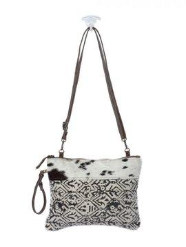 Dual Strap Cotton Rug Bag