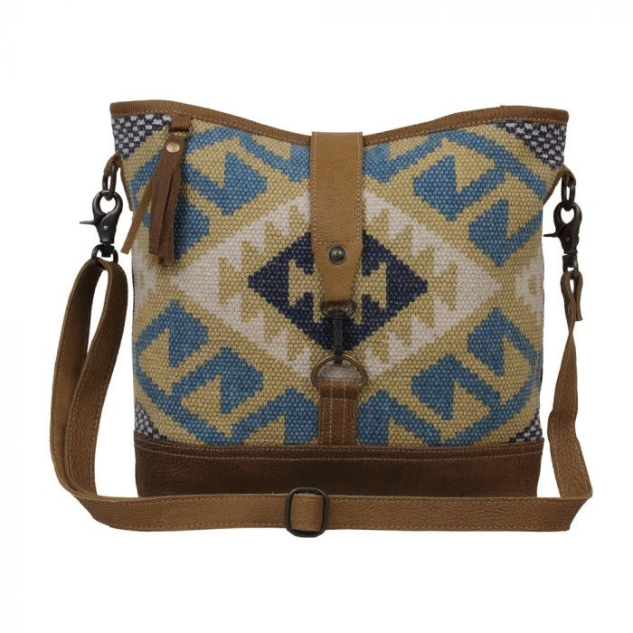 Ocean Roar Shoulder Bag