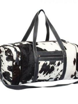 Voyage Cowhide Traveler Bag