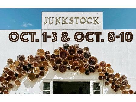 Junkstock - Omaha NE - TWO weekends in October 2021!!