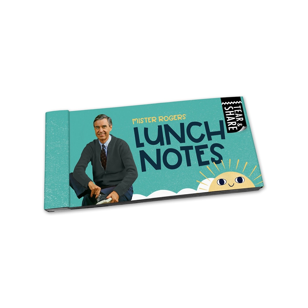 Mr. Rogers Lunch Notes