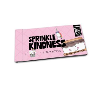 Sprinkle Kindness Lunch Notes