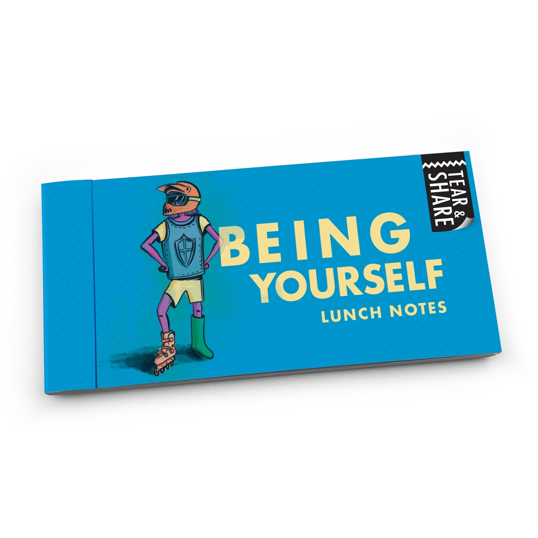 Being Yourself Lunch Notes