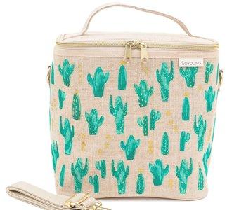 Cactus Desert Cooler Lunch Tote Bag