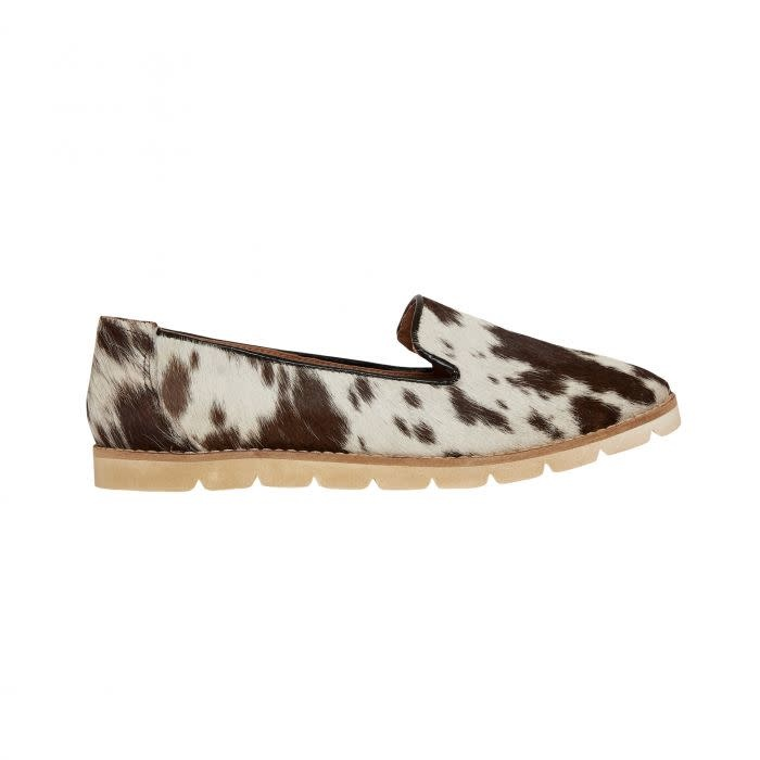 Cushy Casual Cowhide Leather Shoes