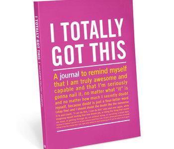 I Totally Got This Inner Truth Journal