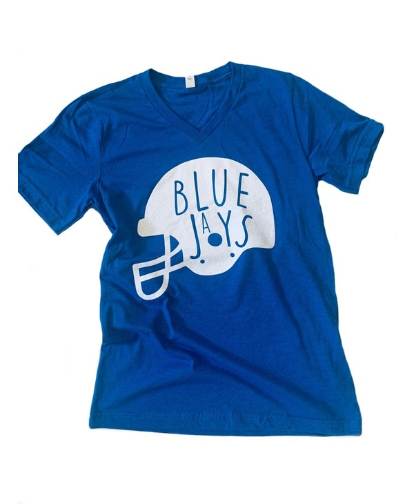 Blue Jay Football T Shirt