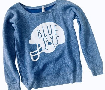 Blue Jay Football Sweatshirt