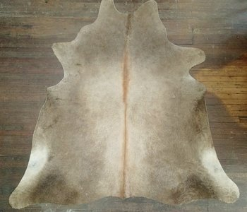 Smoky Brown Cowhide Rug #2709