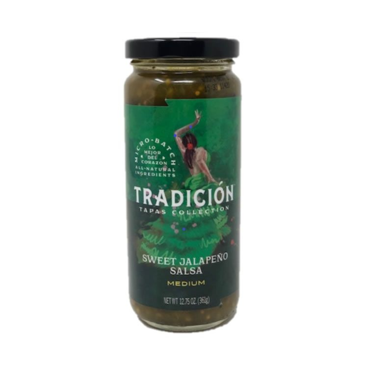 Tradicion Sweet Jalapeno Salsa