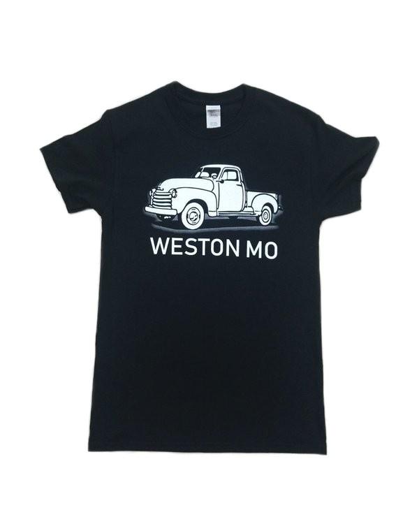 Weston Vintage Truck T Shirt
