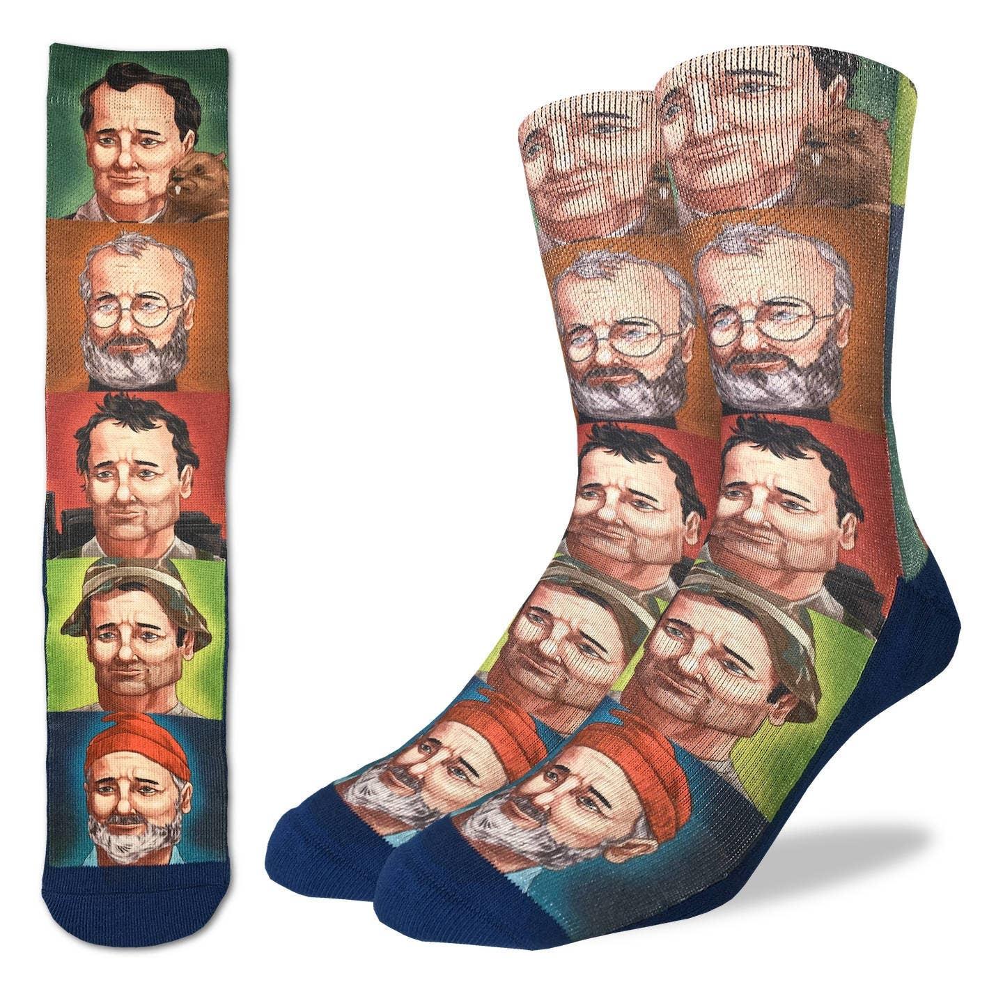 Bill Murray Men's Crew Socks