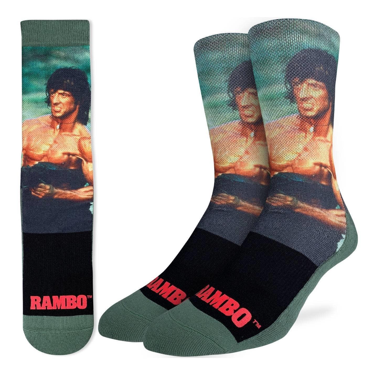 Rambo Men's Crew Socks