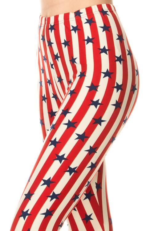 Stars and Stripes Legging