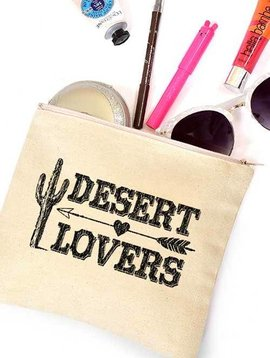 Desert Lovers Makeup Bag
