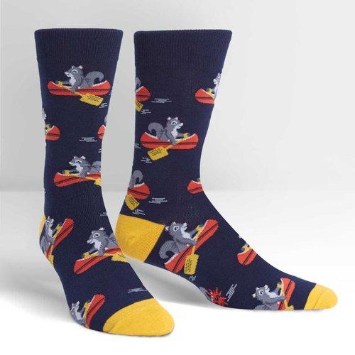 Keep on Paddling Crew Socks