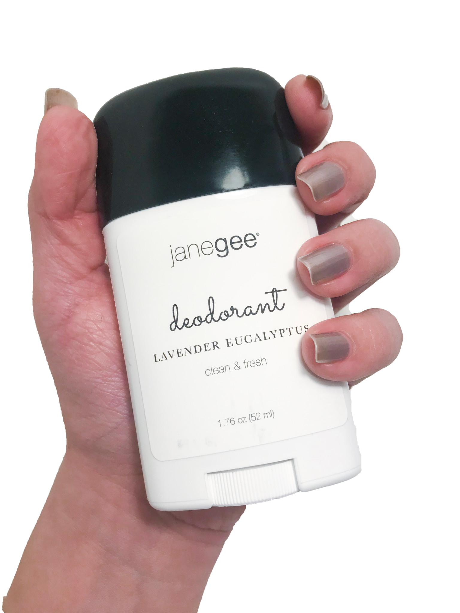 BLOG - Why You Need to be Using Natural Deodorant - janegee