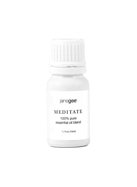 janegee Meditate Essential Oil Blend